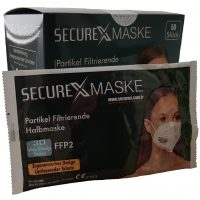 Einweg-Schutzmaske FFP2